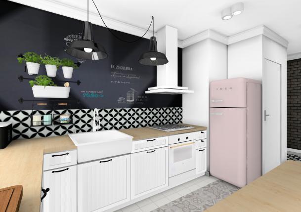 zdjęcie - Projekt mieszkania w stylu skandynawskim Stalowa Wola 2016
