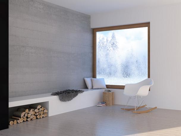 Projekt salonu w domku letniskowym Krynica zdjęcie nr 13