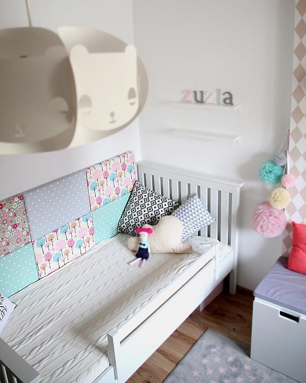 Pokój małej Zuzi zdjęcie nr